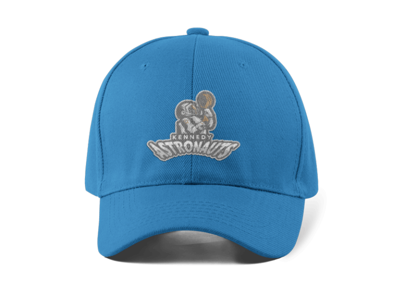 Cap Basketball Mockup