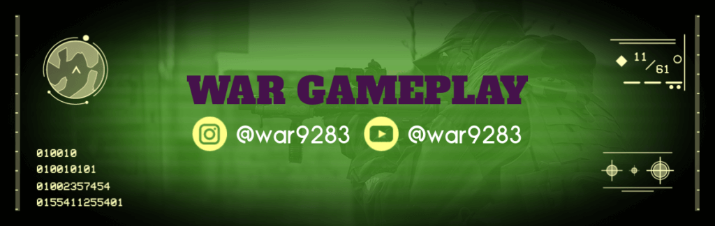 Green Theme Twitch Banner