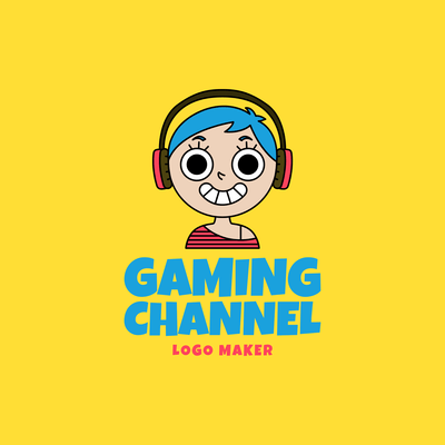 Gaming Channel Avatar Logo Maker