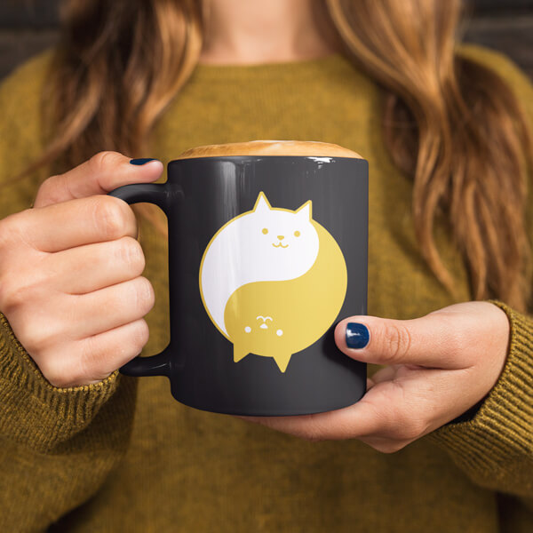 How to make custom coffee mugs to sell