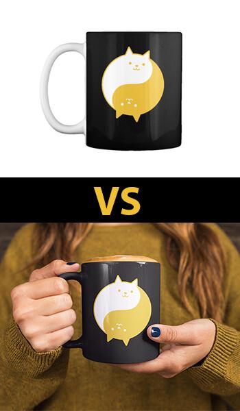 Mug Mockup Vs Mug Mockup