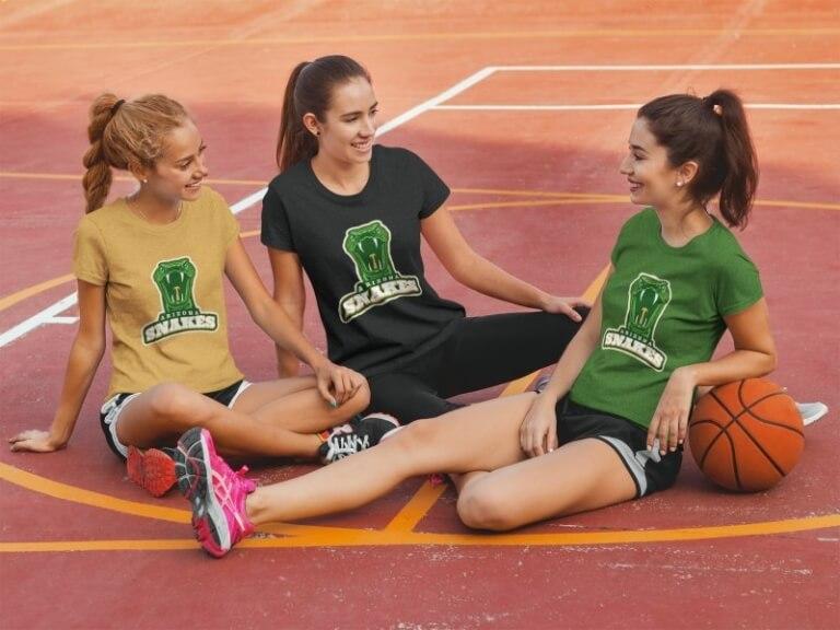 custom basketball jersey template girls