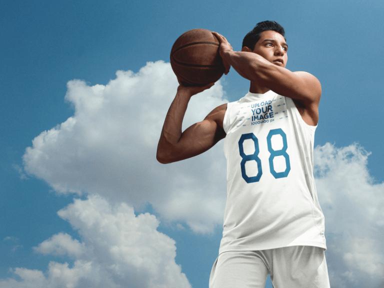 basketball jersey builder