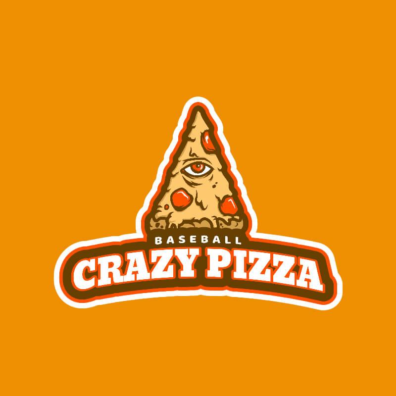 Baseball Logo Food