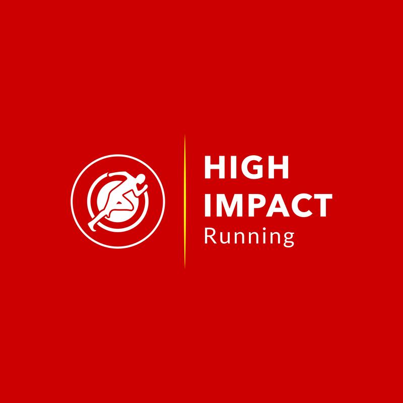 Running Sports Logo Maker