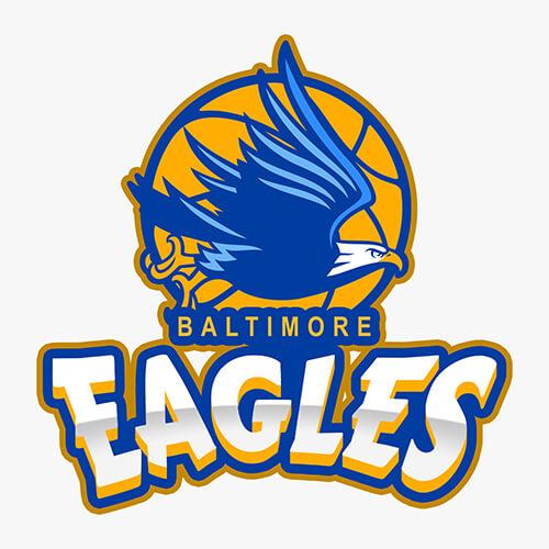 basketball logo maker logo