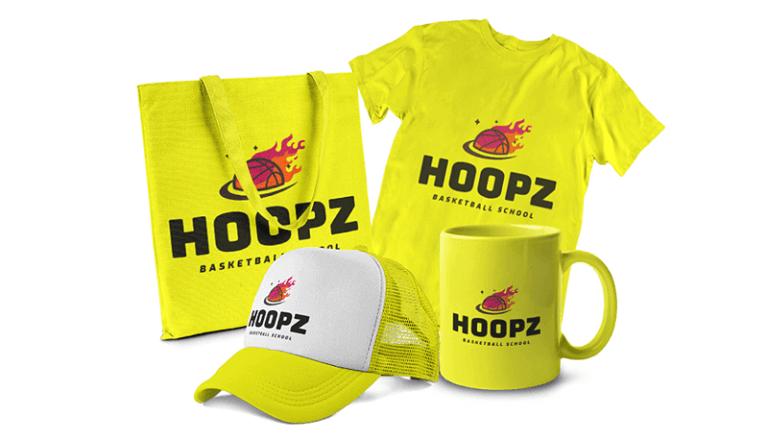Merchandising Sports Mockups
