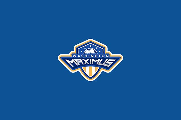Soccer Logo Blue