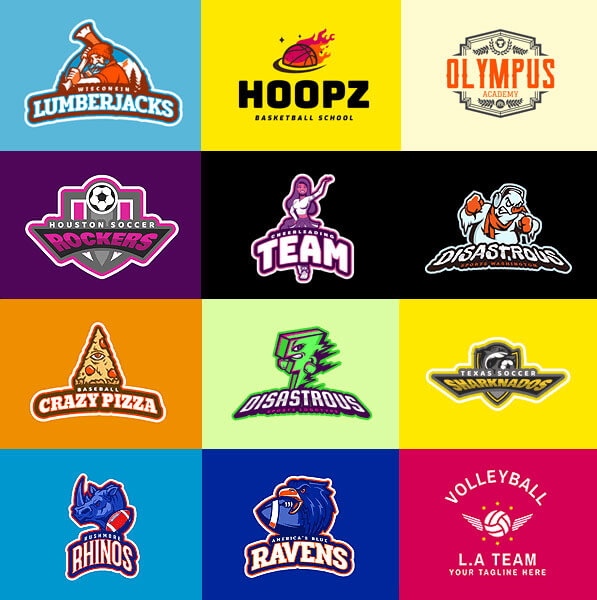 Sports Team Logo Makers