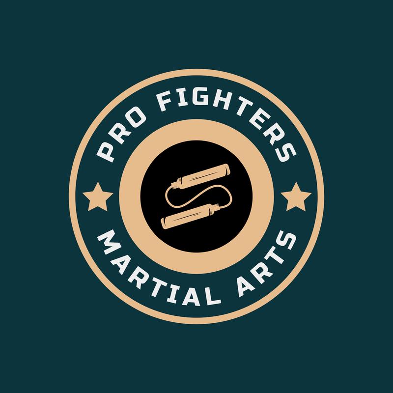 Martial Arts Logo Maker With Nunchucks Clipart