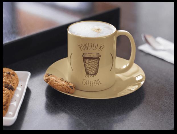 Coffee Mug Mockup.
