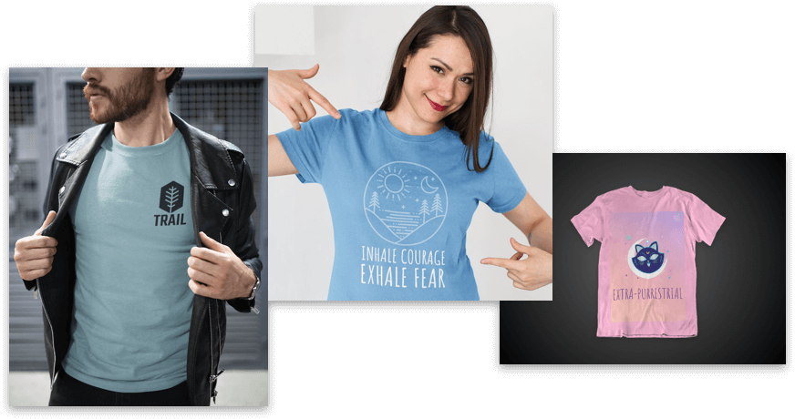 T Shirt Mockups Online Min