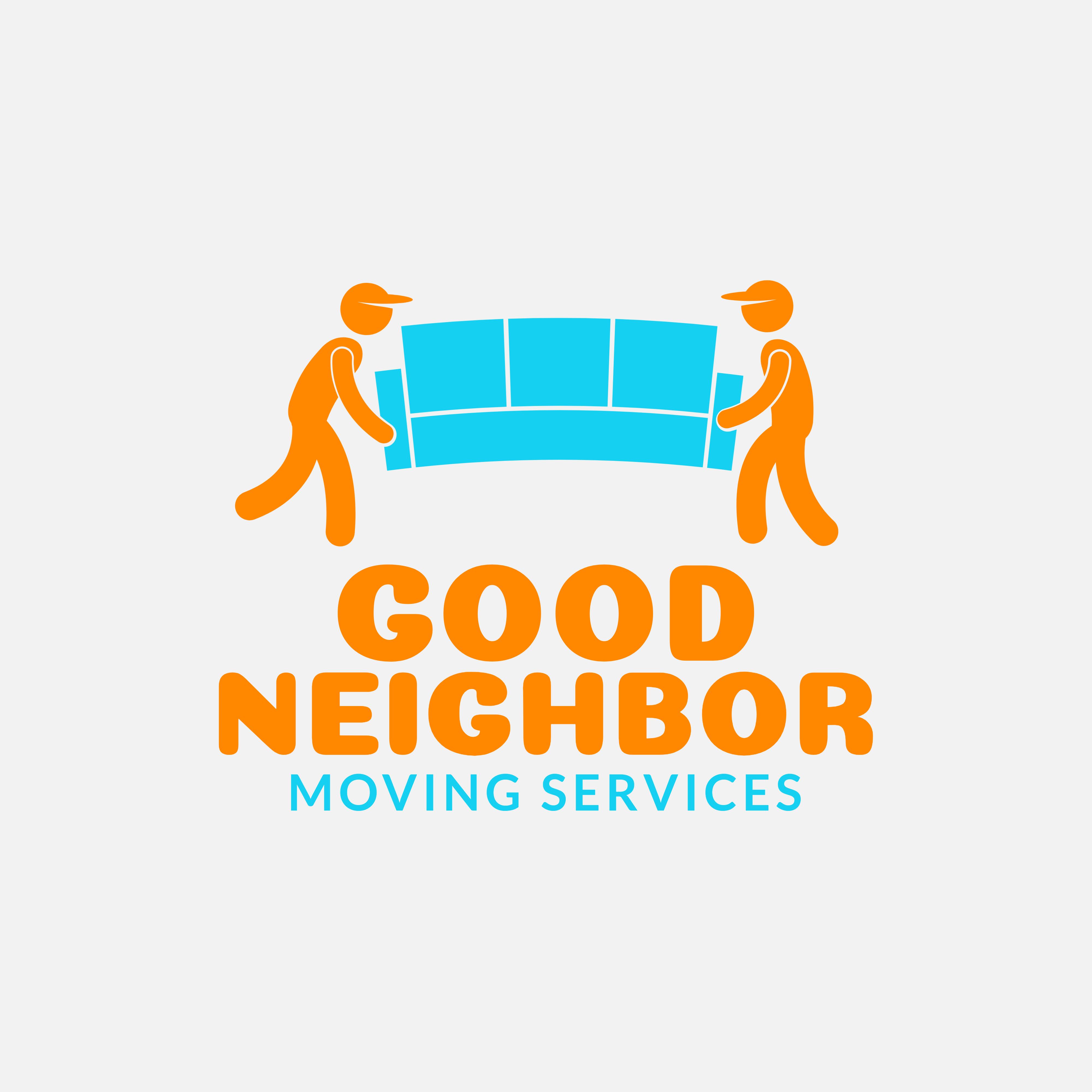Moving Service Logo