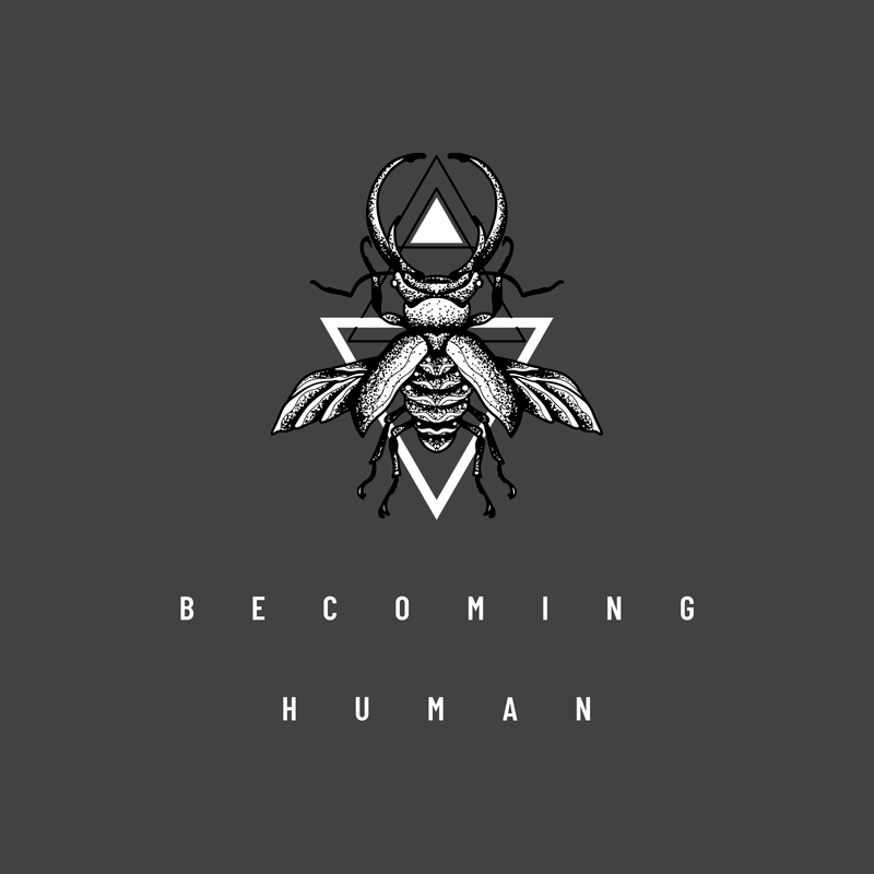 Band Logo Maker With Beetle Illustration