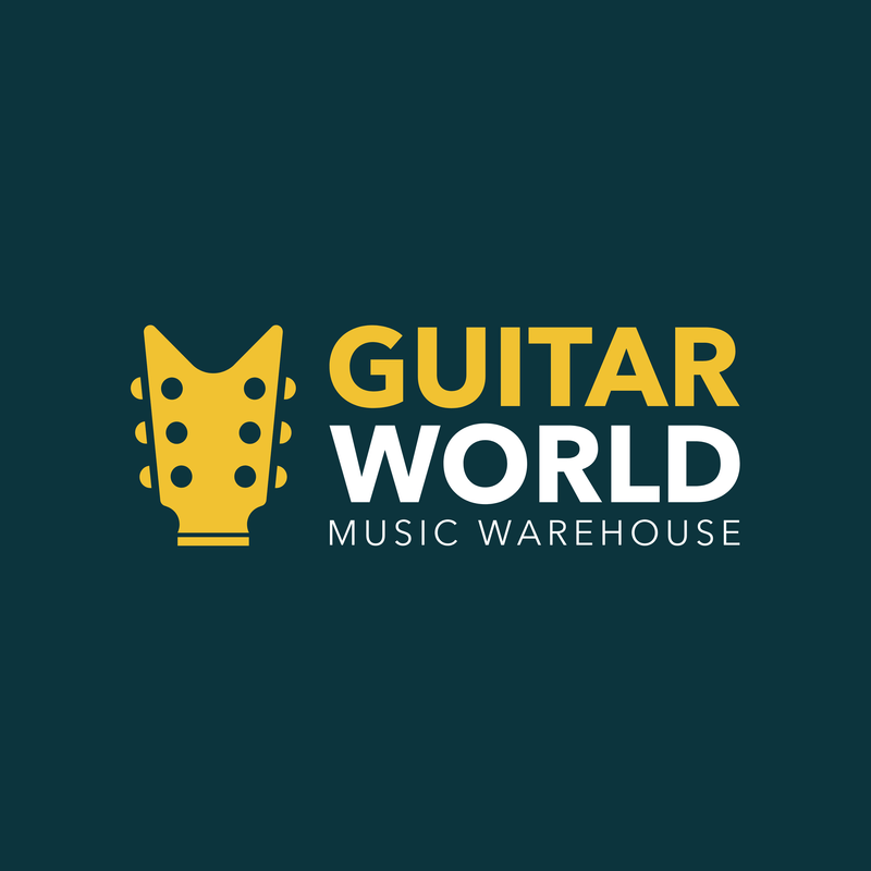 Music Festival Logo Maker With Guitar Graphic