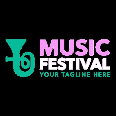 Music Festival Logo Maker2