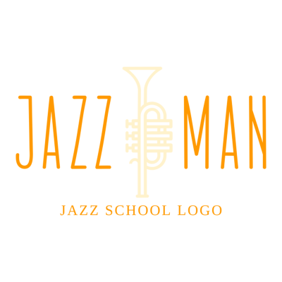 Online Logo Maker For Music School With Jazz Icons2