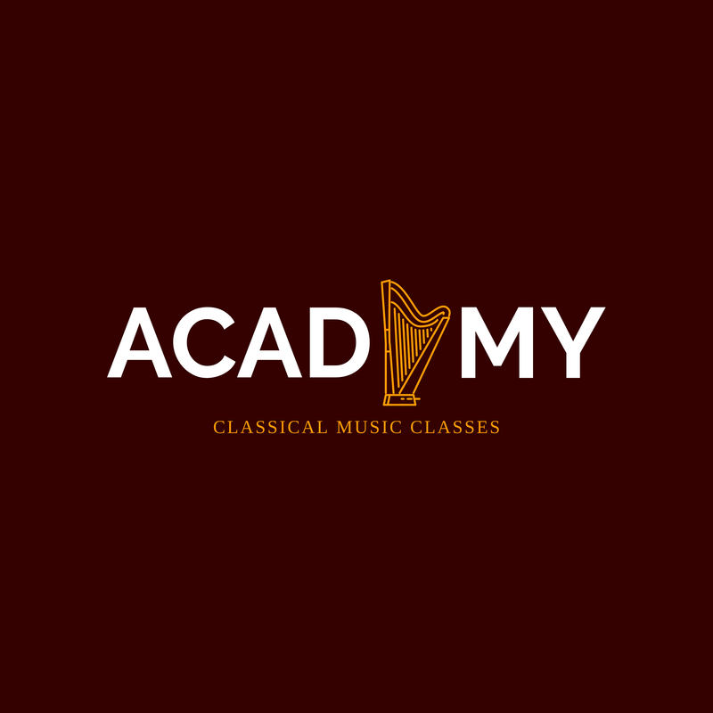 Online Logo Template For Music Academy With Music Icons