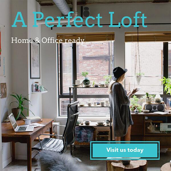 Real Estate Banner Maker Loft