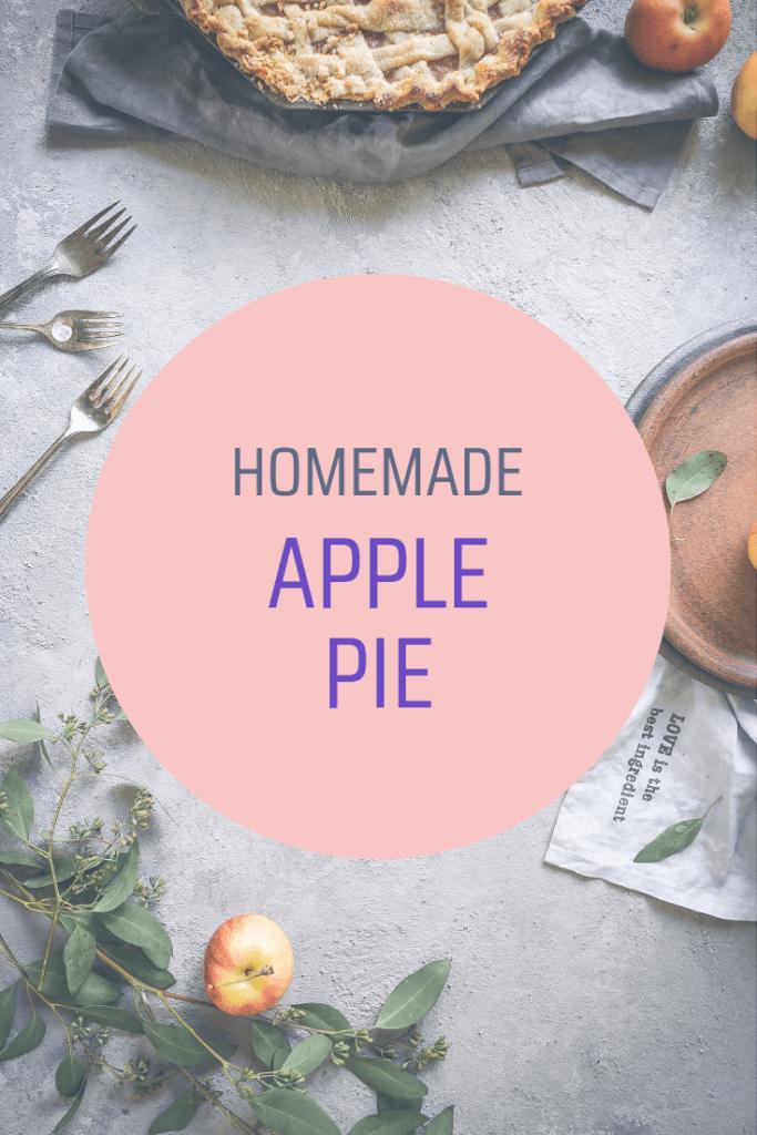 Baking Recipe Post Template For Pinterest