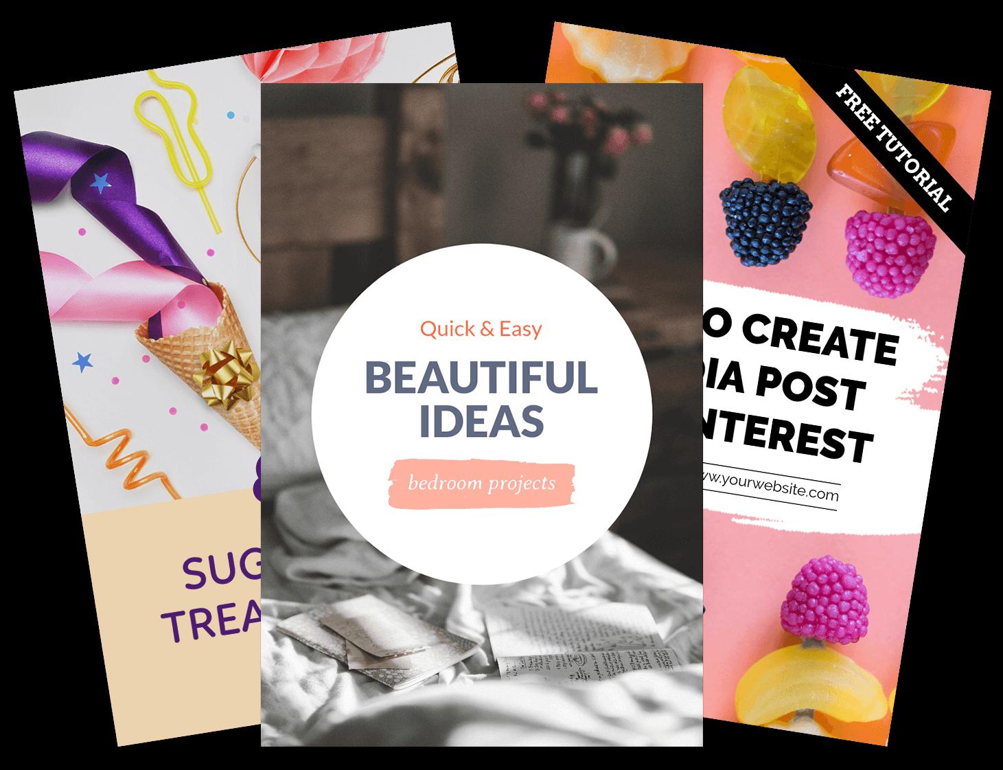 Pinterest Template To Create Custom Pins