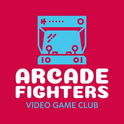 Arcade Fighters Esports Logo