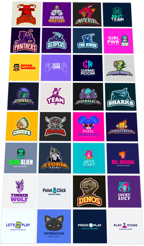 Esports Logo Maker Templates For Esports Logos3