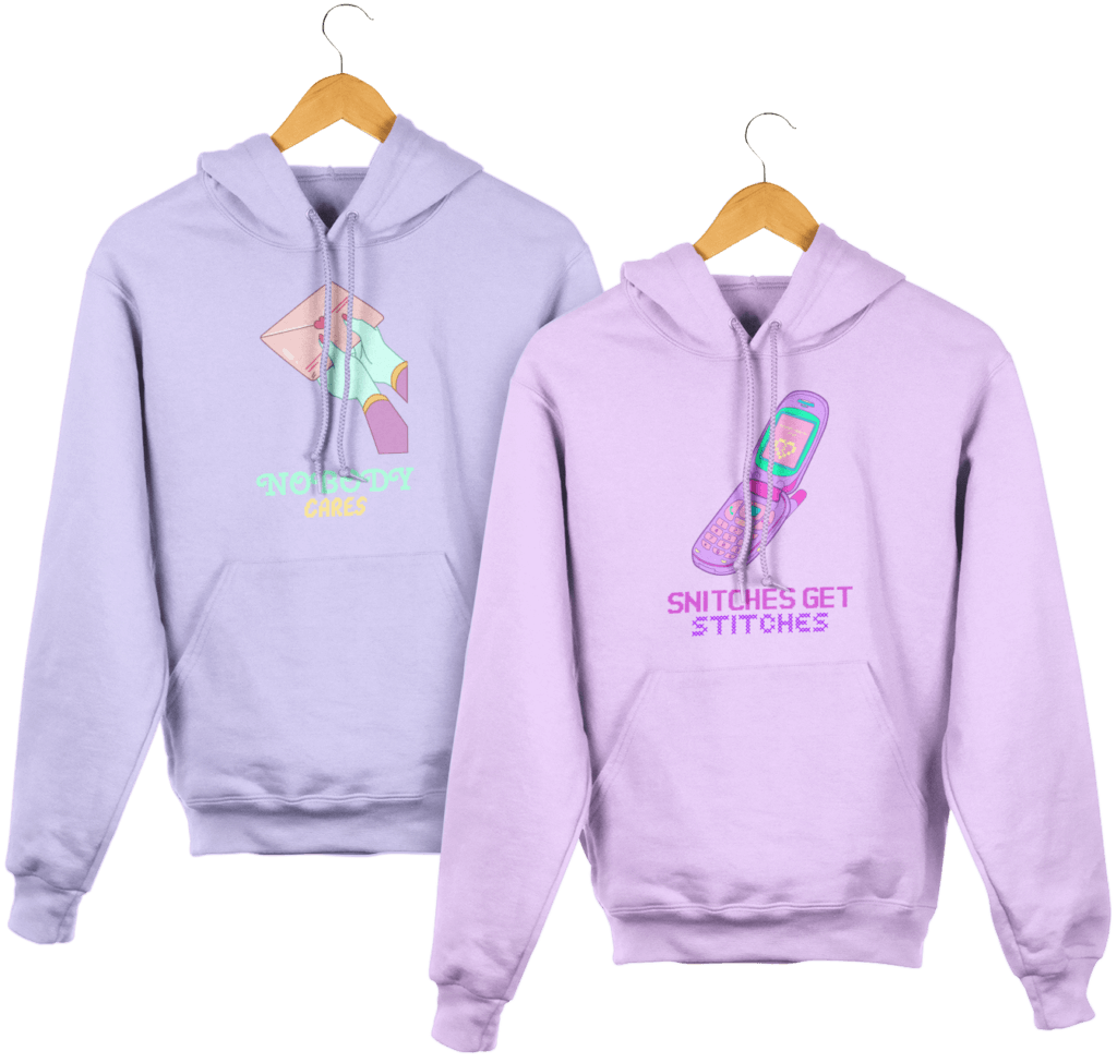 Hoodies Header Crop