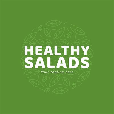 Healthy Food Logo 3