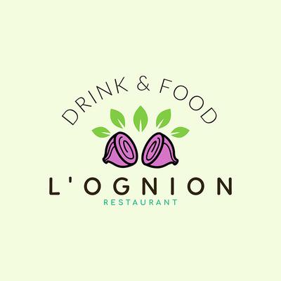 Healthy Food Logo 4