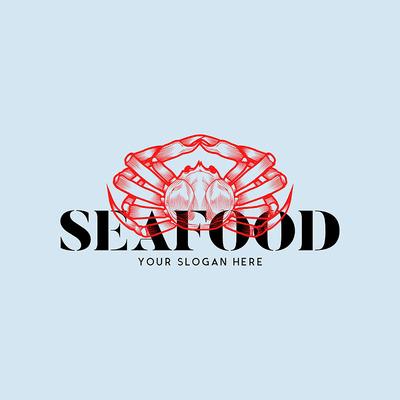 Seafodd Restaurant Logo