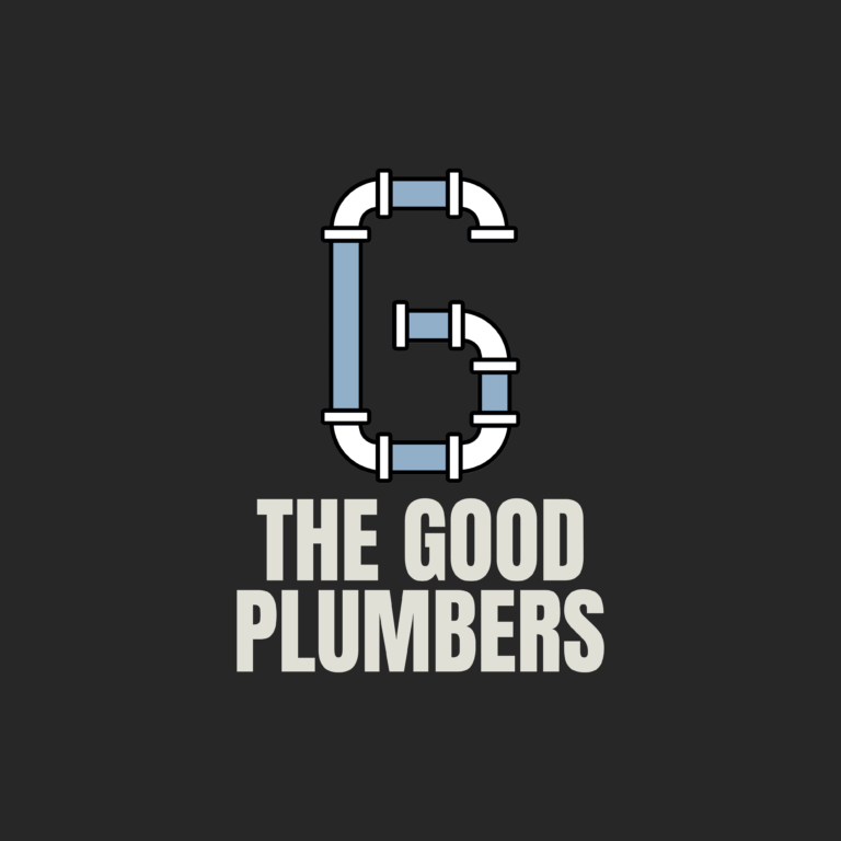 Plumber Logo Maker With Pipe