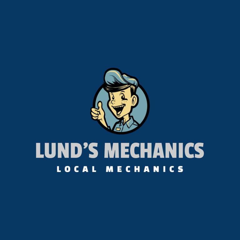 Car Repair Logo Maker With Tool Icons