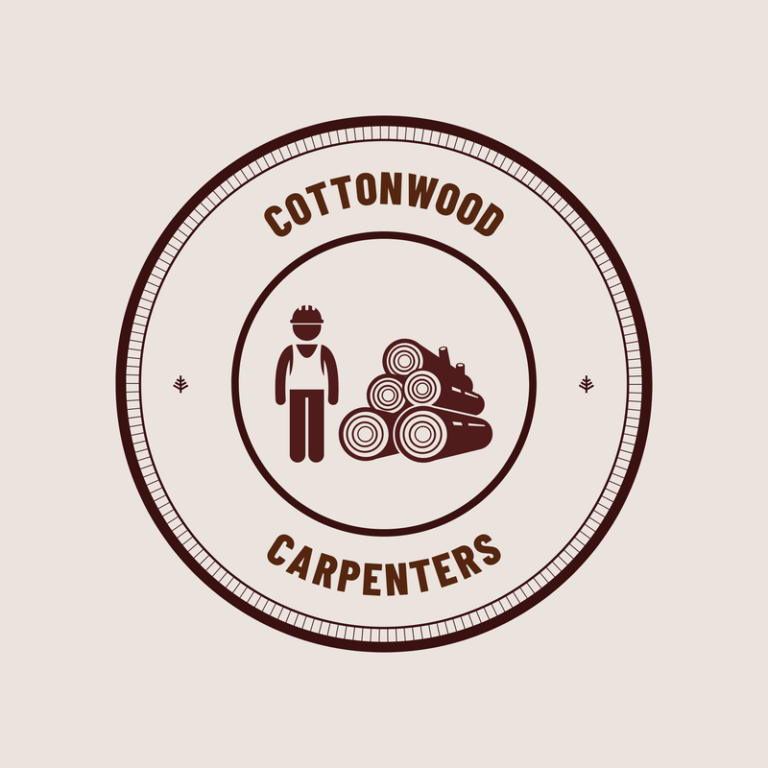 Carpentry Logo Design Template