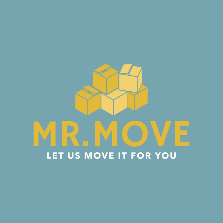Custom Logo Maker For Movers With House Graphic