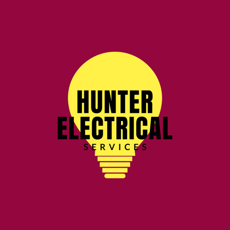 Electrical Technician Online Logo Template