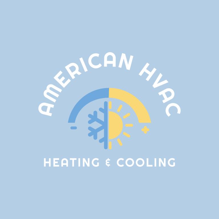 Heating Installation Service Logo Maker