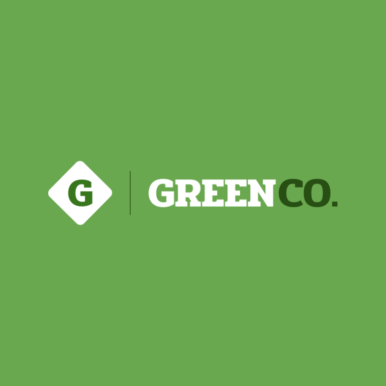 Industrial Company Online Logo Template