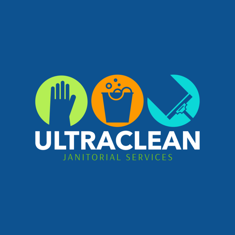 Logo Generator For Janitorial Services