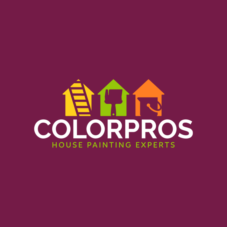 Logo Maker For A House Painting Company