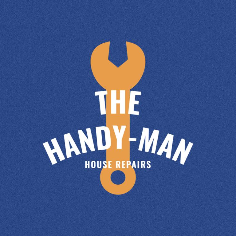 Logo Maker To Design A Handyman Logo