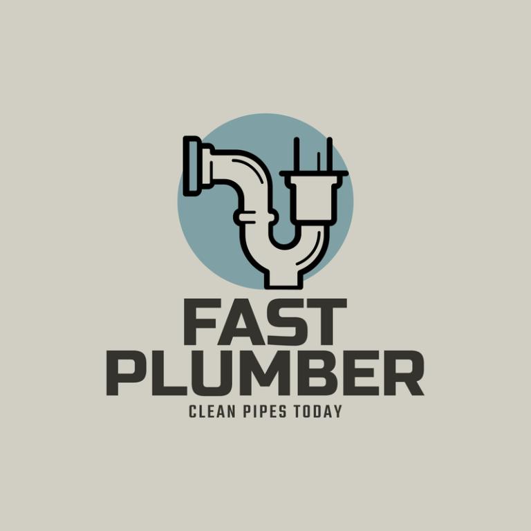 Logo Maker To Design A Plumbing Logo
