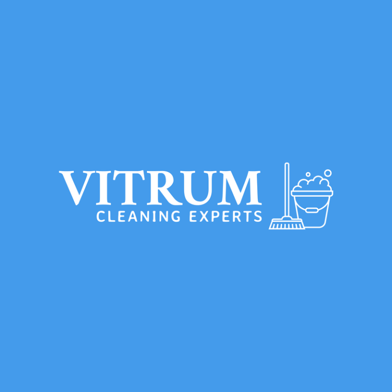Logo Template For Cleaning Experts