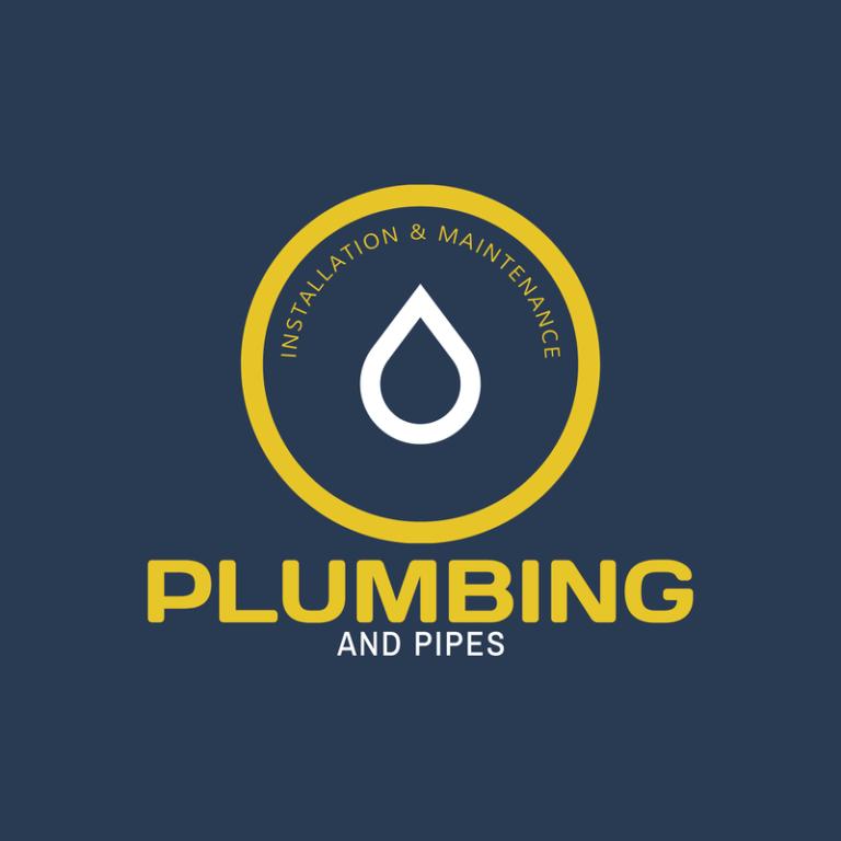 Maintenance And Plumbing Logo Maker