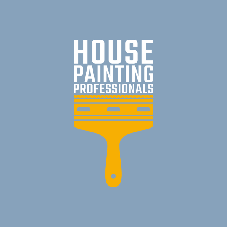 Paint Company Logo Maker With Brush Icons