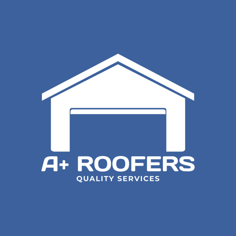 Roofing Company Logo Template