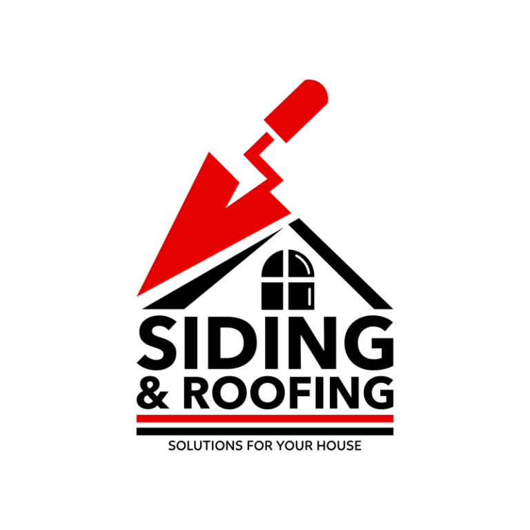 Siding And Roofing Logo Maker