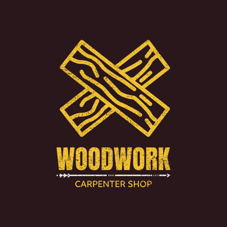 Woodworking Logo Maker