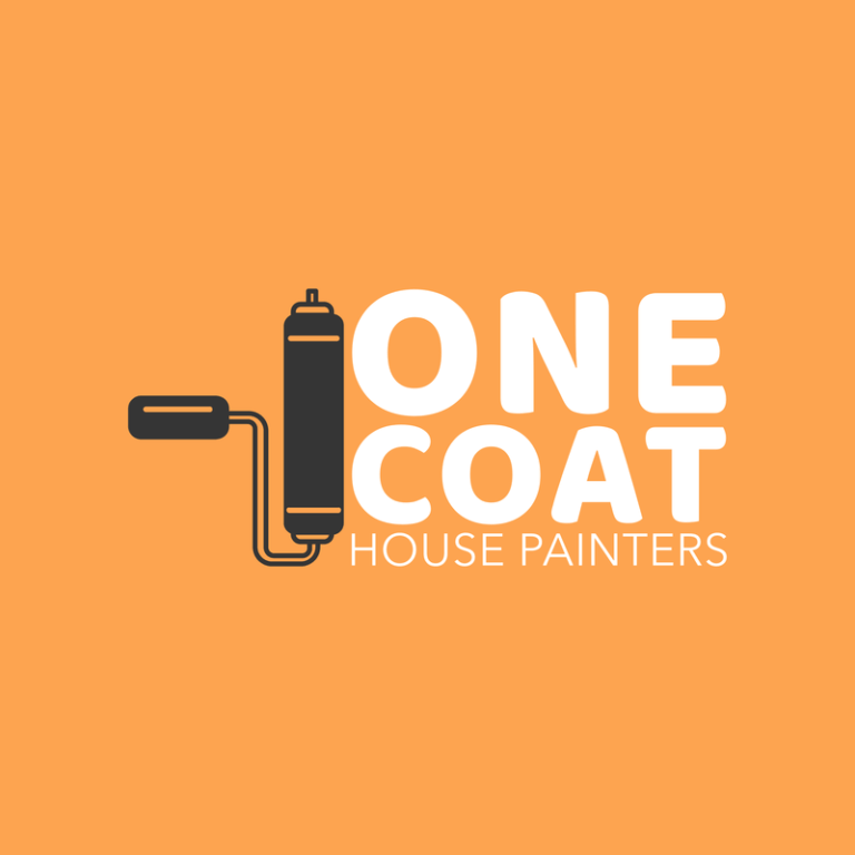 Painting Business Logo Maker with a Painting Roller Icon
