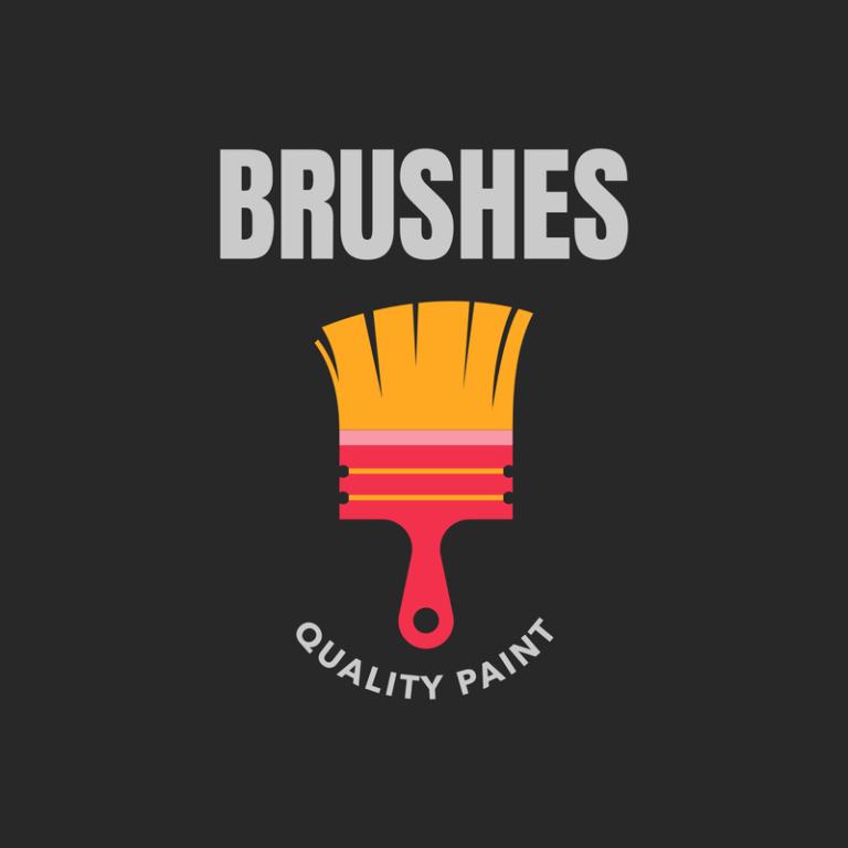 Painter Logo Maker for a Residential Painter